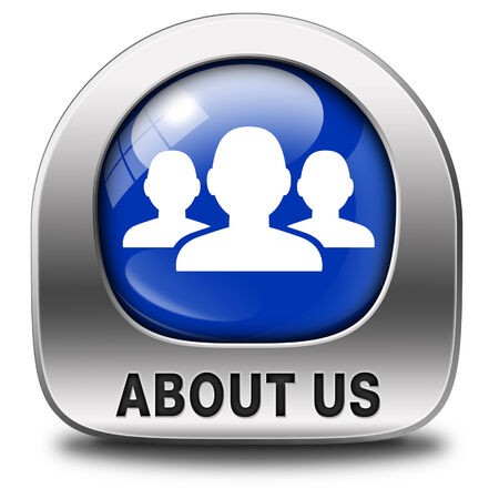 About us our team members icon or button photo