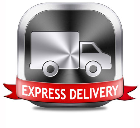 webshop: express delivery package shipping online order from internet webshop web shop icon