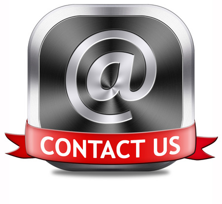 coordinates: contact us button for feedback icon. Coordinates and address for customer support and extra information
