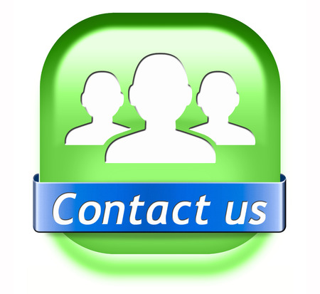 coordinates: contact us button for feedback. Coordinates and address for customer support and extra information