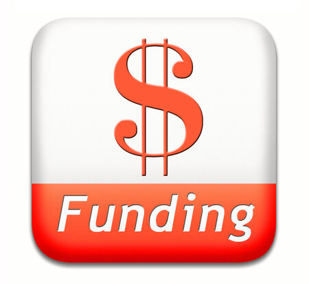 grants: funding button fund raising for charity money donation for non profit organization