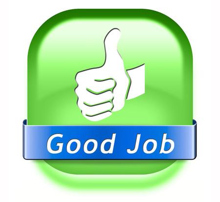 Felicidades Buen Trabajo
