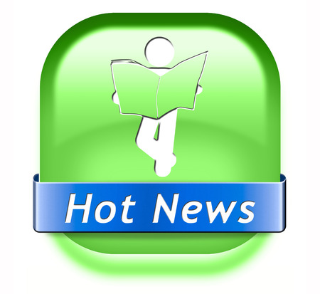 news flash: hot news breaking latest article or press release on a daily basis