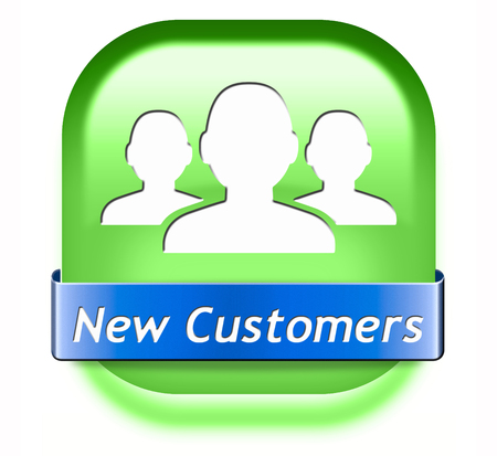 new customers attract buyers increase traffic by product marketing service and promotion study customer base and profile photo