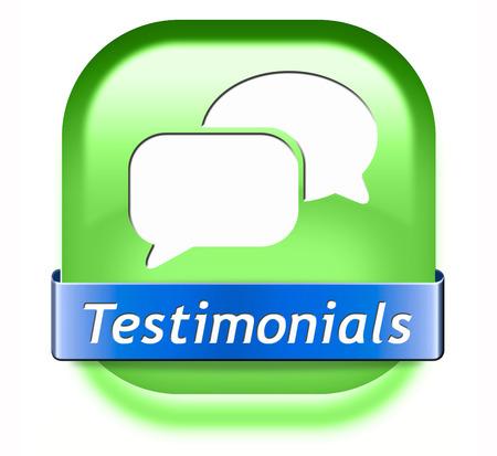 t�moignages: T�moignages clients ic�ne commentaires de t�moignage ou bouton laisser un commentaire