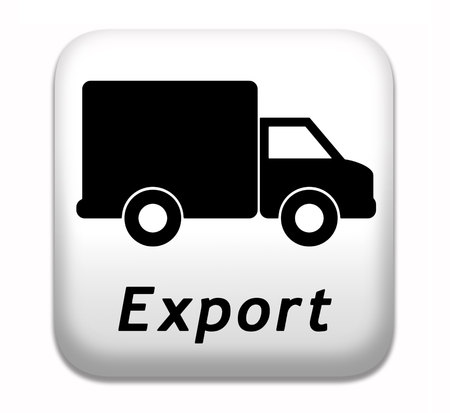 global trade: export international freight transportation and global trade logistics world economy exportation of products