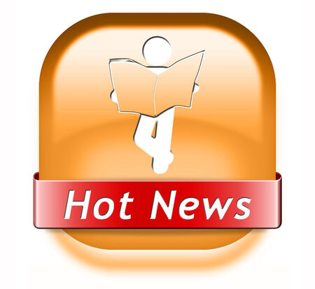 hot news breaking latest article or press release on a daily basis photo