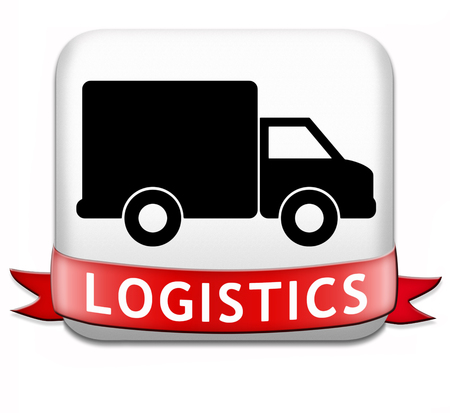 importation: Logistics freight transportation import and export in international trade and global transport