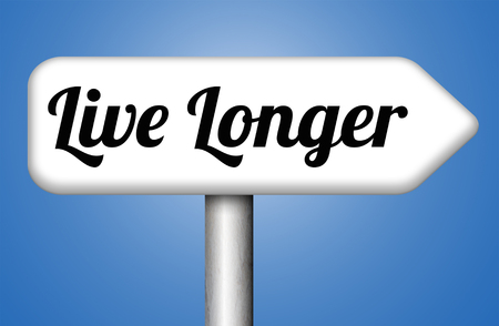longer: live longer and good health, longevity and anti aging by living and healthy lifestyle