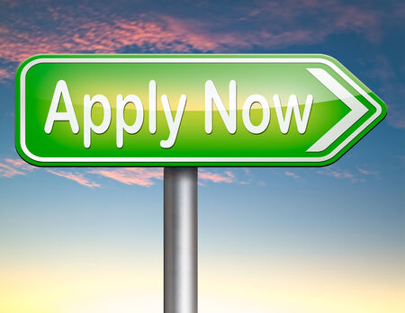 fill fill in: Apply now and subscribe here for membership. Fill in application form. Stock Photo