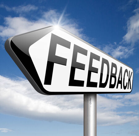 product reviews: feedback for service and customer satisfaction reviews and testimonials, user opinion for product survey