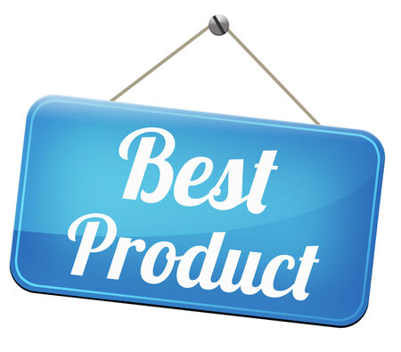 best product sign top quality guaranteed premium choice photo