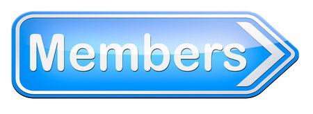 area restringida: �rea de los miembros s�lo el acceso de miembros del registro necesario ahora restringido