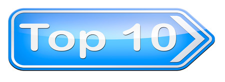 top 10 charts list pop poll result  and award winners chart ranking music hits best top ten quality rating prize winner    photo