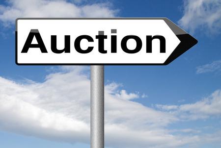 puja: Online oferta signo subasta y comprar aqu� y ahora
