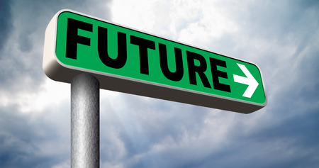 near future fortune telling and predict next generation of technology photo