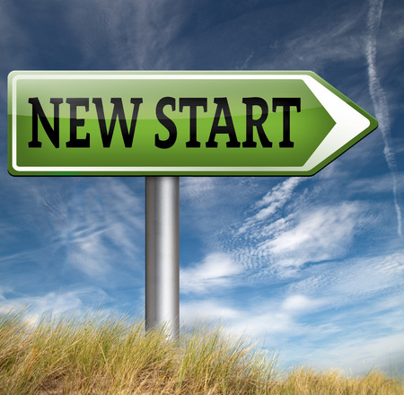 again: new fresh start or chance back to the beginning and do it again