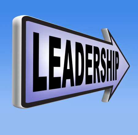 natural leader great leadership in business and other markets photo