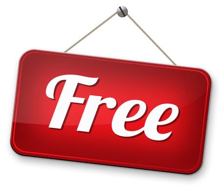gratis trial kosteloos gratis product sample