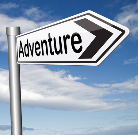 adventurous: sport adventure travel and explore the world adventurous backpacking outdoors sports and nature vacation