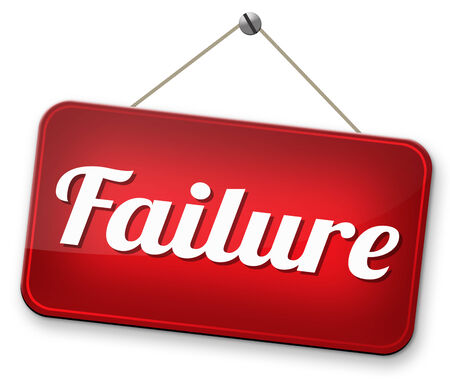 looser: failure fail exam or attempt can be bad especially when failing an important task or in your study failing an exam. You feel frustrated being a looser and disaster