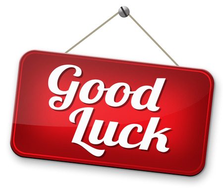 lucky charm: good fortune lucky charm wish you the best of luck
