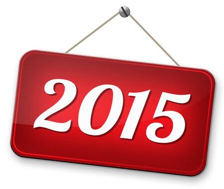 next year 2015 new start happy new year photo