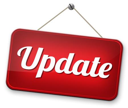 Mise à jour mise à jour logiciel maintenant et ici pour la dernière version la plus récente ou une nouvelle édition