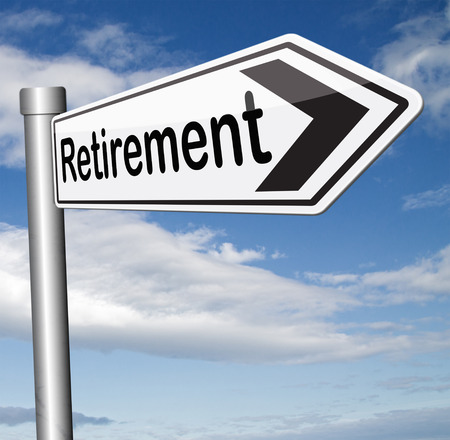 pension and retirement plan and funds photo