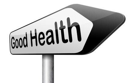 good health: goede gezondheid, gezonde levensstijl actief die sport doet eten biologisch voedsel