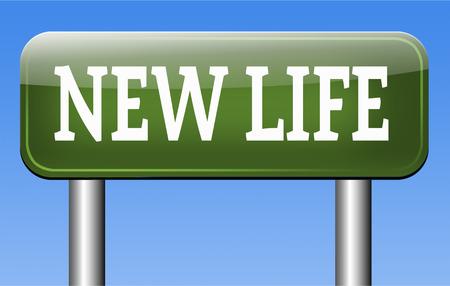 new life fresh start or beginning photo