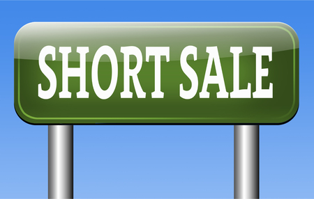 reduced: short sale reduced prices sales banner mortgage foreclosure and house reposession