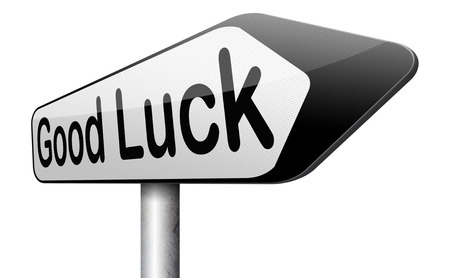 good luck change of fortune for the best it is you lucky day photo