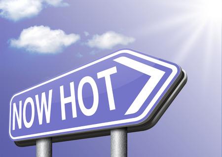 trending: ora nuovo prodotto hottrend o un elemento o il prezzo ultimissime notizie ed ora nuovo trend Archivio Fotografico
