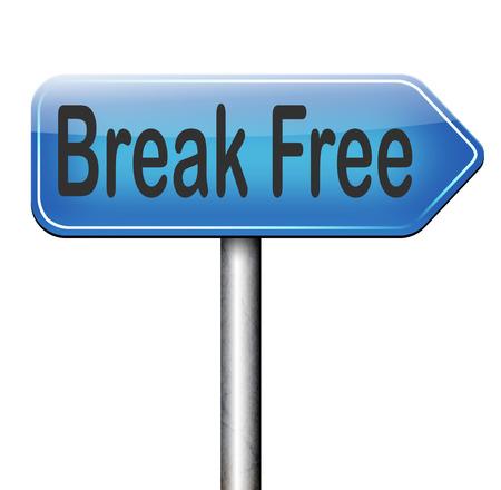 prison break: break free from prison pressure or quit job running away towards stress free world no rules