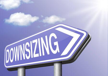 downsizing firing workers jobs cuts job loss reorganization crisis recession photo