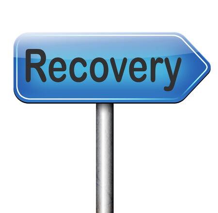 data recovery: total economic recovery after recession or recover data