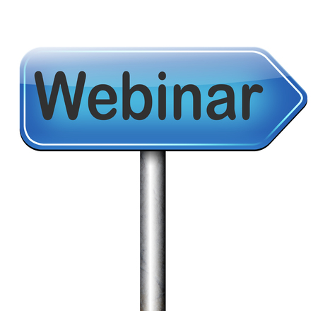 webinar video chat online conference or meeting internet work shop photo