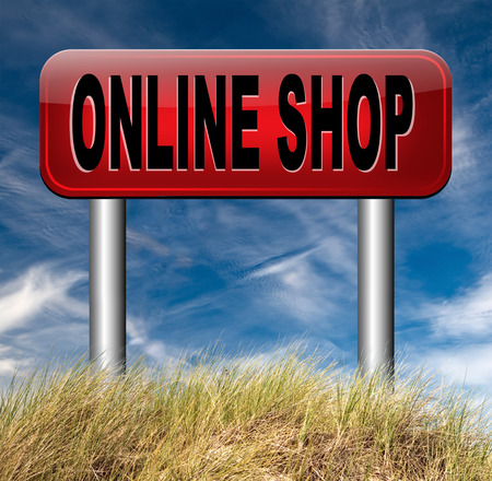 internet web shop online shopping icon photo