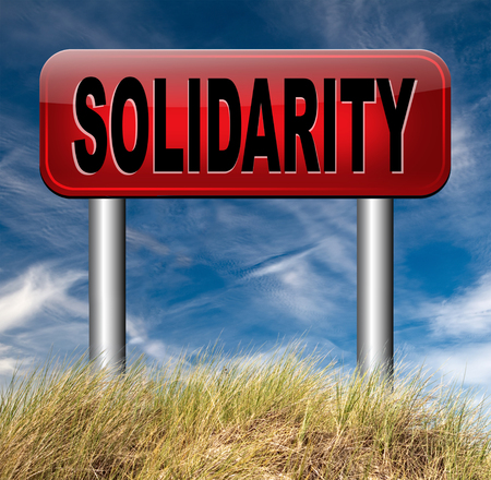 solidarity social security international community and cooperation photo