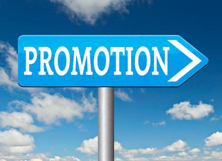 bevordering van de werkgelegenheid of het product zomer of winter verkoopbevordering