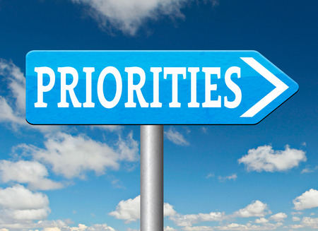 priorities important very high urgency info highest importance crucial information top priority dont forget photo