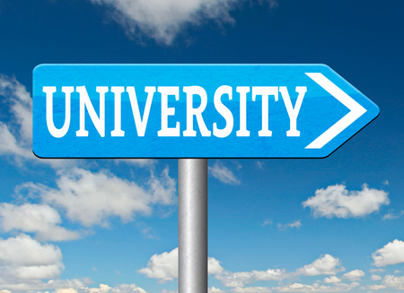university admission: University education and graduation study application grant or scholarship campus choice