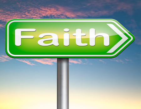 trus: Faith and trust in God and Jesus