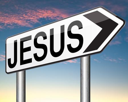 leading the way: Ges� che porta verso la fede nel Signore salvatore culto christ ricerca spirito fede nella preghiera cristiana cristianesimo Archivio Fotografico