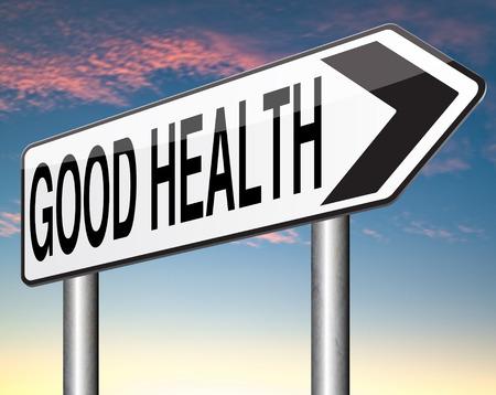 buena salud: salud sano vida y vitalidad energ�tica mente sana en vivo y el cuerpo Foto de archivo