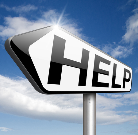 we can help you if support is needed we can give you a helping hand and help to find a solution photo