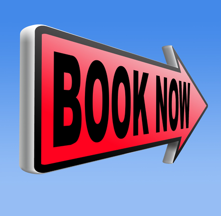 online ticket booking book here and now for a reservation photo
