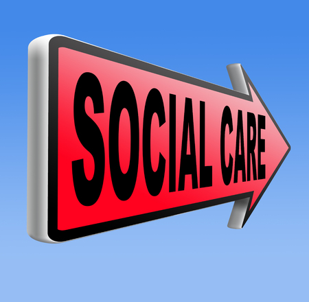 social care or security and insurance pension disability welfare and unemployment programs photo