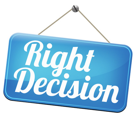 right of way: right way choice decision or direction for answers on questions choose wise
